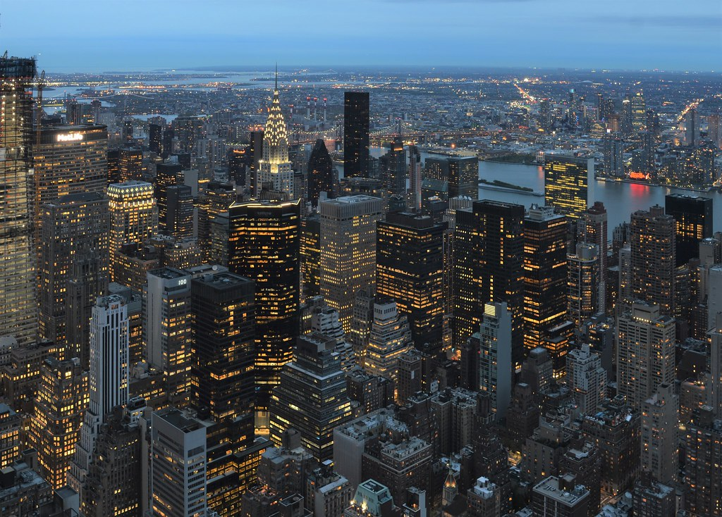 The World's Best Photos of newyorknightview - Flickr Hive Mind