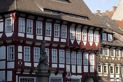 1904Einbeck031 (Stefan Heinrich Ehbrecht) Tags: einbeck fachwerk niedersachsen lower saxony lowersaxony hanse hansestadt mittelaltel medieval zimmermann zimmerer südniedersachsen