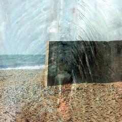 Un mur et la mer