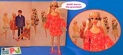 NEW 'N GROOVY TALKING P.J. (ModBarbieLover) Tags: pj doll groovy fashion mattel barbie 1969 1970 mod talking midge bestfriend toy