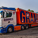 Essex International Transports (Grampian Continental) New S650 With one of the New Trailers on ..