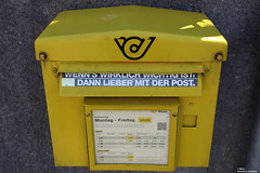 Never in Sweden! If it is important - use something else than Post Nord (alpros) Tags: tirol österreich österrike austria tyrol euroregiontyrol–southtyrol–trentino schwaz