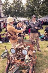 7. Steampunktreffen beim WGT 2018 (Danny Sotzny [foto-sotzny.de]) Tags: steampunk steam picknick kleingärtner museum wgt pfingsten 2018 leipzig sachsen deutschland