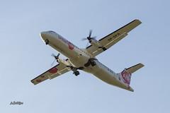 IMG_7155@L6 (Logan-26) Tags: atr atr72202f spspa msn 246 sprint air riga international rixevra latvia cargo aleksandrs čubikins