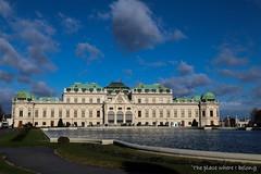 Vienna (The place where I belong) Tags: belvedere museum vienna austria travel travelphotography art travelblogger blogger