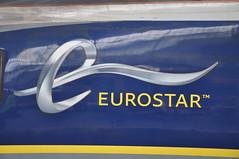 Station Life (Vinylone AFS-UTS) Tags: stationlife eurostar fasttrain train beautyful colorfull sleek
