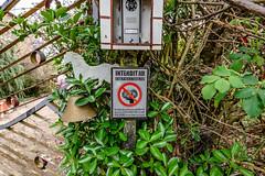 02-Le musée est interdit aux extraterrestres (Alain COSTE) Tags: 2019 hautevienne lavarache limousin nikon ocb printemps sigma20mmf14 eymoutiers france musée de la récup muséedelarécup