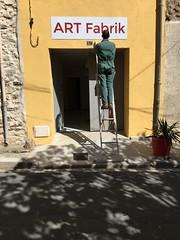 Preparing 2019 exhibition