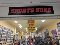 Sports  Zone (Holyoke Mall, Holyoke, Massachusetts)