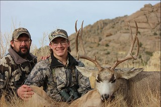Wyoming Elk Hunt and Mule Deer Hunt 19