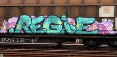 graffiti on freights (wojofoto) Tags: amsterdam nederland netherland holland graffiti streetart cargotrain freighttraingraffiti freighttrain freights fr8 vrachttrein wojofoto wolfgangjosten trein train regie