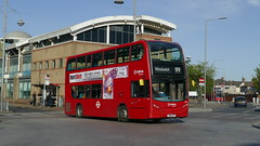 Morning T (londonbusexplorer) Tags: arriva london adl enviro 400 t288 gn61jpy 99 bexleyheath shopping centre woolwich tfl buses