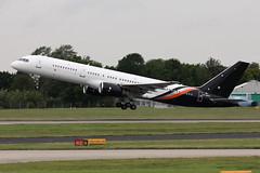 Titan Airways 757-256 (nickchalloner) Tags: gzapx boeing 757256 757200 757 b757 200 256 titan airways awx zt london stansted airport stn egss