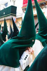 Hermandad  María Santísima de la Esperanza Macarena (Roelie Wilms) Tags: spain spanje sevilla seville semanasanta andalusië andalusia andalucía hermandad nazarenos nazareno