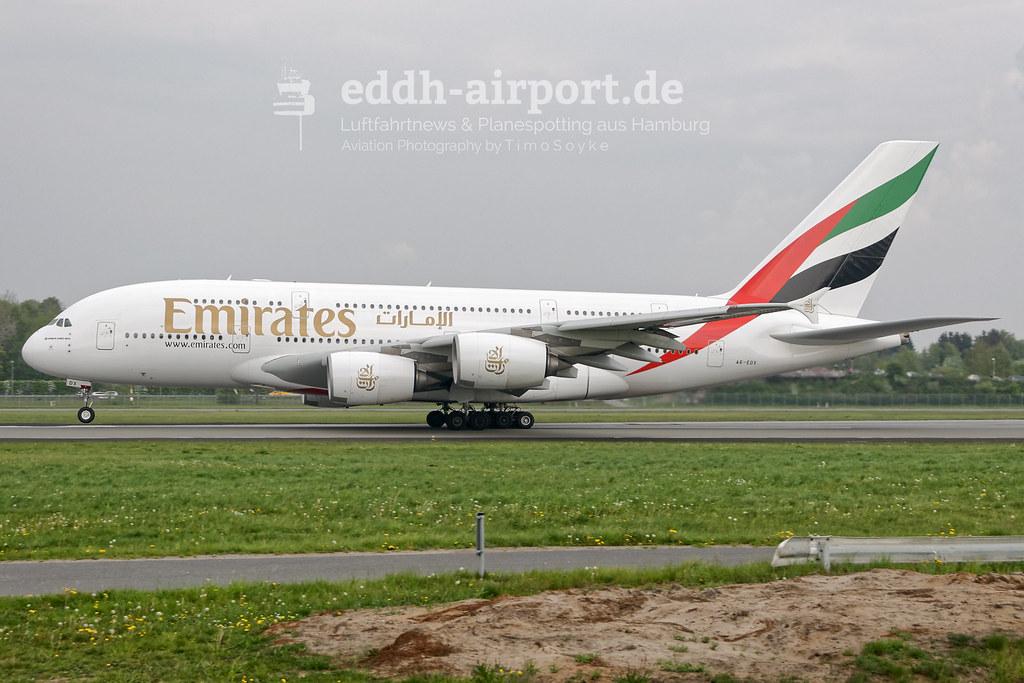 Emirates Abflug Frankfurt