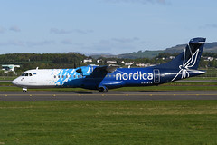 ES-ATA ATR72-600 EGPF 04-05-19 (MarkP51) Tags: esata atr72600 atr72 nordica glasgow airport gla egpf scotland airliner aircraft airplane plane image markp51 aviationphotography planeporn sunshine sunny nikond500 nikon d500 nikonafp70300fx