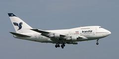 B747SP   EP-IAB   CGN   20040905 (Wally.H) Tags: boeing 747 boeing747 boeing747sp b747sp b747 epiab iranair cgn eddk kölnbonn airport
