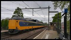 NS ICMm 4043-4234, Arnhem Velperpoort - 27-04-2019 (Teun Lukassen) Tags: ns icmm 4043 4234 3600 ic intercity zwolle roosendaal arnhem velperpoort treinen trains züge