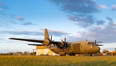 Royal Air Force Hercules C-130J ZH888 (Thames Air) Tags: royal air force hercules c130j zh888 raf abingdon