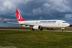 Turkish Airlines TC-JVP (U. Heinze) Tags: aircraft airlines airways airplane planespotting plane flugzeug haj hannoverlangenhagenairporthaj eddv nikon d610 nikon28300mm
