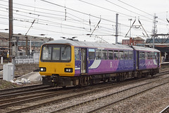 Northern 144010 - Doncaster (Neil Pulling) Tags: doncasterstation doncaster southyorkshire eastcoastmainline ecml train transport railway 144010 pacer