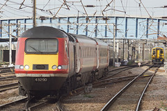 LNER 43290 - Doncaster (Neil Pulling) Tags: doncasterstation doncaster southyorkshire eastcoastmainline ecml train transport railway 43290