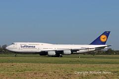 B747-830 D-ABYH LUFTHANSA 1 (shanairpic) Tags: jetairliner passengerjet b747 boeing747 shannon lufthansa dabyh