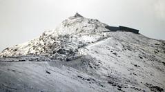 Snow on Snowdon