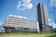 Pegasustoren, Rotterdam, Netherlands (AperturePaul) Tags: rotterdam netherlands europe nikon d600 alexander prinsalexander building architecture pegasustoren pegasus
