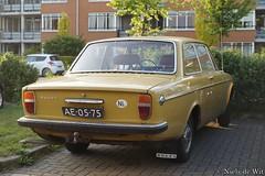 1970 Volvo 142 (NielsdeWit) Tags: nielsdewit car vehicle ae0575 volvo 142 bussum