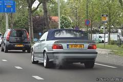 1995 BMW M3 Cabrio (NielsdeWit) Tags: 84pkz3 nielsdewit car vehicle 31hpjb woerden bmw m3 e36 convertible cabrio cabriolet kabriolet