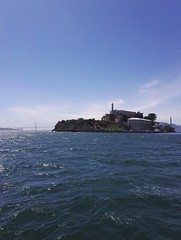 Alcatraz Island, San Francisco, California, Usa (Tiina Johanna) Tags: alcatraz sanfrancisco usa california prison industrial unitedstates america