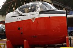 JET PROVOST COCKPIT YORKSHIRE AIR MUSEUM ELVINGTON (toowoomba surfer) Tags: cockpit jet aeroplane aviation aircraft museum airmuseum aviationmuseum