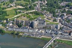 Château Royal d'Amboise (balese13) Tags: 100nikon 1855mm amboise d5000 loire nikonpassion valdeloire balese centre château nikon royal vueaérienne 250v10f