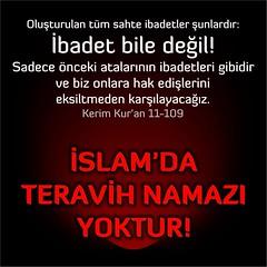Teravih (Oku Rabbinin Adiyla) Tags: allah kuran islam ayet sure hadis dua ramazan oruç imsak sahur teravih infak ibadet namaz oruçbaba türbe ayetullah