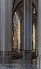 Kathedrale in s'Hertogenbosch (ulrichcziollek) Tags: niederlande shertogenbosch kirche kathedrale kirchenschiff gotik gotisch