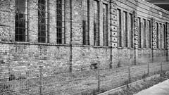 Hauswand (Pascal Volk) Tags: berlin althohenschönhausen bahnhofstrase berlinlichtenberg backstein mauerziegel brick ladrillo artinbw schwarz weis black white blackandwhite schwarzweis sw bw bnw blancoynegro blanconegro spring frühling primavera architecture architektur arquitectura canoneos6d canonef40mmf28stm 40mm dxophotolab dxosilverefexpro nikcollection