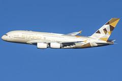 1. EY A388 (CaptainDoony) Tags: london heathrow egll lhr airport etihad airways qatar british jet malaysia saudia singapore air canada vietnam kuwait airbus a380 a350 boeing 737 max 8 max8 737max8 777 777300 77w 772 b38m