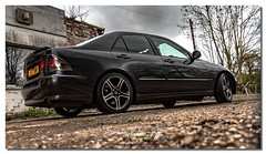 Lexus is200 se (SDsnr) Tags: lexusis200 car specialeffects turbo enginebay linconshire uk