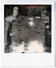 Kyrenia Castle: two lions