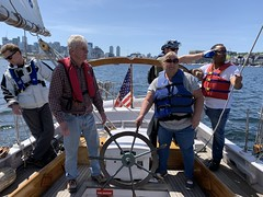 05052019-22 (Fruitcake Enterprises) Tags: centerforwoodenboats thecenterforwoodenboats seattle lakeunion birthweek lavengro shauna