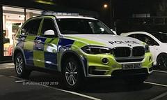 Kent Police BMW X5 ARV GN19 BVZ (F4) (policest1100) Tags: kent police bmw x5 arv gn19 bvz f4 armed response vehicle