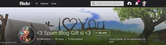 Spam Blog Gift SL - Group Cover (Rose Sternberg) Tags: