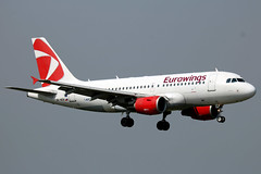 OK-NEN Airbus A319-112 CSA  LHR (Jetstar31) Tags: oknen airbus a319112 csa lhr