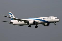 4X-EDA Boeing 787-9 ELY  LHR (Jetstar31) Tags: 4xeda boeing 7879 ely lhr