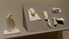 IMG_20170519_132632 (h_wang_02) Tags: chimei museum 奇美博物館 origami 摺紙 blackandwhite bw