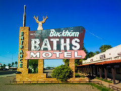 Stag Motel (Thomas Hawk) Tags: america arizona buckhornbaths mesa usa unitedstates unitedstatesofamerica motel neon stag fav10 fav25 fav50