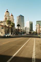 Tucson (Travis Estell) Tags: arizona stonestreet thedarkroomlab tucsononfilm kodakportra160 arizonaonfilm canonae1 tucson unitedstates
