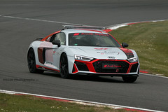 Audi R8 Safety Car ({House} Photography) Tags: blancpain gt world challenge gp circuit race racing motorsport motor sport brands hatch uk kent fawkham track car automotive gt3 cars housephotography timothyhouse canon 70d sigma 150600 contemporary audi r8 safety