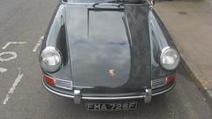 Porsche 912 Spotted In Glasgow Scotland - 4 Of 6 (Kelvin64) Tags: porsche 912 spotted in glasgow scotland
